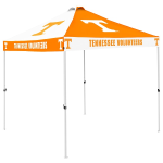 Tennessee Tent w/ Volunteers Logo - 9 x 9 Checkerboard Canopy
