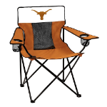 Texas Elite Chair w/ Longhorns Logo