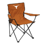 Texas Quad Chair w/ Longhorns Logo