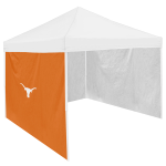 Texas Tent Side Panel w/ Longhorns Logo - Logo Brand