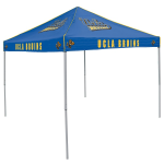 UCLA Tent w/ Bruins Logo - 9 x 9 Solid Color Canopy