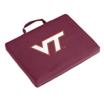 Virginia Tech Seat Cushion w/ Hokies logo