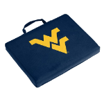 West Virginia Seat Cushion w/ Mountaineers logo