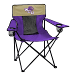 Western Carolina Elite Chair w/ Catamounts Logo