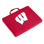 Wisconsin Seat Cushion w/ Badgers logo