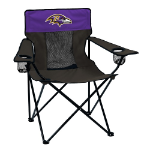 Baltimore Elite Chair w/ Ravens Logo
