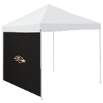 Baltimore Tent Side Panel w/ Ravens Logo - Logo Brand