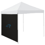 Carolina Tent Side Panel w/ Panthers Logo - Logo Brand