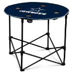 Dallas Cowboys Round Tailgating Table