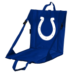 Indianapolis Stadium Seat w/ Colts Logo - Cushioned Back