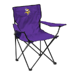 Minnesota Quad Chair w/ Vikings Logo