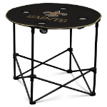 New Orleans Saints Round Tailgating Table