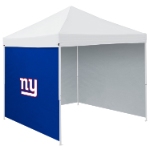 New York Tent Side Panel w/ Giants Logo - Logo Brand