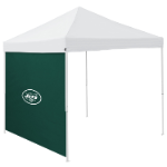 New York Tent Side Panel w/ Jets Logo - Logo Brand