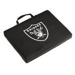 Oakland Seat Cushion w/ Raiders logo