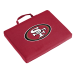 San Francisco Seat Cushion w/ 49ers logo