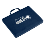 Seattle Seat Cushion w/ Seahawks logo