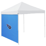 Tennessee Tent Side Panel w/ Titans Logo - Logo Brand