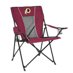 Washington Game Time Chair w/ Redskins Logo