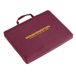 Washington Seat Cushion w/ Redskins logo