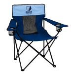 Memphis Elite Chair w/ Grizzlies Logo
