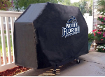 North Florida Grill Cover with Ospreys Logo on Black Vinyl