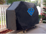 Washington & Lee Grill Cover with Generals Logo on Black Vinyl