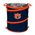 Auburn Tigers Collapsible 3-in-1 Trash Can/Cooler/Hamper