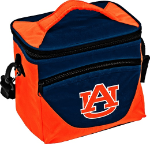 Auburn University Halftime Lunch Cooler w/ Officially Licensed Team Logo