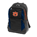 Auburn University Closer Backpack w/ Officially Licensed Team Logo