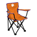 Clemson Tigers Toddler Canvas Chair w/ Officially Licensed Team Logo