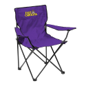 East Carolina Pirates Quad Canvas Chair w/ Officially Licensed Team Logo