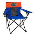 Florida Gators Elite Canvas Chair w/ Officially Licensed Team Logo