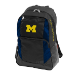 University of Michigan Closer Backpack w/ Officially Licensed Team Logo