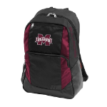 Mississippi State University Closer Backpack w/ Officially Licensed Team Logo