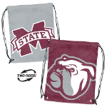 Mississippi State University Doubleheader Backsack w/ Officially Licensed Logo