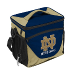University of Notre Dame 24-Can Cooler w/ Officially Licensed Team Logo