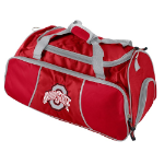 Ohio State University Athletic Duffel Bag w/ Officially Licensed Team Logo