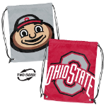 Ohio State University Doubleheader Backsack w/ Officially Licensed Logo