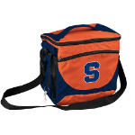 Syracuse University 24-Can Cooler w/ Officially Licensed Team Logo