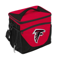Atlanta Falcons 24-Can Cooler w/ Officially Licensed Team Logo