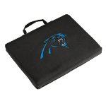 Carolina Panthers Bleacher Cushion w/ Officially Licensed Team Logo