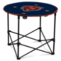 Chicago Bears Round Table w/ Officially Licensed Team Logo