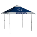 Dallas Cowboys Pagoda Tent w/ LED Lighting System