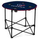 Houston Texans Round Table w/ Officially Licensed Team Logo