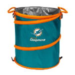 Miami Dolphins Collapsible 3-in-1 Trash Can/Cooler/Hamper
