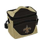 New Orleans Saints Halftime Lunch Cooler w/ Officially Licensed Team Logo