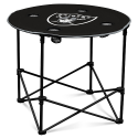 Oakland Raiders Round Table w/ Officially Licensed Team Logo