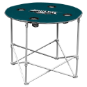 Philadelphia Eagles Round Table w/ Officially Licensed Team Logo