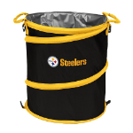 Pittsburgh Steelers Collapsible 3-in-1 Trash Can/Cooler/Hamper